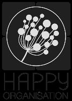 Logo Happy organisation Stephanie Ansermot
