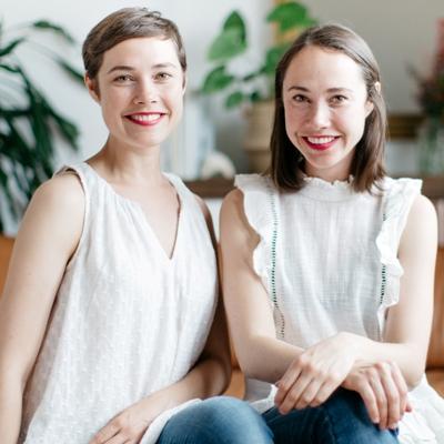 Eliette et Marieke STAUB