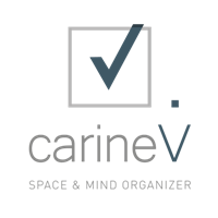 Logo CarineV Carine Vanhaekendover